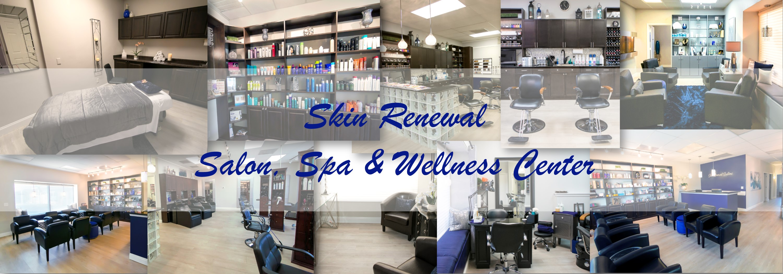 Skin Renewal Systems Salon, Spa, and Wellness Center. Call 239-394-1083 for an Appointment